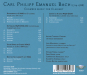 Carl Philipp Emanuel Bach. Kammermusik mit Klarinette. CD. Bild 2