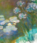 Claude Monet. Seerosen. Bild 2