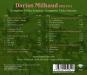 Darius Milhaud. Sonaten für Violine & Klavier Nr.1 & 2. 2 CDs. Bild 2