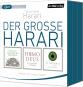 Der große Harari. Eine kurze Geschichte der Menschheit, Homo Deus, 21 Lektionen für das 21. Jahrhundert. 6 mp3-CDs. Bild 2
