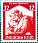 Die Briefmarken des Dritten Reiches 1933-1943 Bild 2