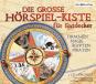 Die große Hörspiel-Kiste für Entdecker. Drachen, Magie, Ägypten, Piraten. 4 CDs. Bild 2