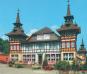 Die letzte Blüte des deutschen Fachwerkbaus bis 1900. Bild 2