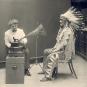 Die Lieder der alten Lakota - Leben und Kultur der Teton-Sioux Buch & CD Bild 2