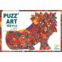 Djeco Puzzle »Löwe«, 62 x 46 cm. Bild 2