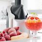 Eismaschine für Früchte. Bild 2