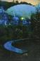 Englische Gärten bei Nacht. Bild 2