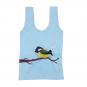 Faltbare Tasche im Vögelchen. Bild 2