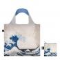Faltbare Tragetasche Hokusai »Die große Welle«. Bild 2