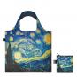 Faltbare Tragetasche van Gogh »Sternennacht«. Bild 2
