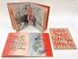 Gegen Verführung. Originalgrafisches Künstlerbuch nach Gedichten von Bertolt Brecht. Bild 2
