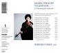 Georg Philipp Telemann. 12 Fantasien für Viola. CD. Bild 2