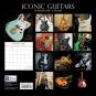 Gitarren. Wandkalender 2021. Bild 2