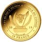 Goldmünze 30 Jahre Mauerfall - 0,5 g reinstes Gold! Bild 2