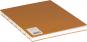 Großes Skizzenbuch mit Blanko-Seiten, braun. Koptische Bindung. Bild 2