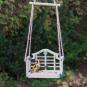 Hängendes Vogelhäuschen »Sitzschaukel«. Bild 2
