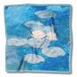Halstuch »Seerosenteich« nach Claude Monet. Bild 2