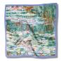 Halstuch »Wasserlilien« nach Claude Monet. Bild 2