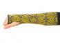 Handstulpen »Tiffany«, gelb. Bild 2