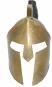 Helm des Leonidas. Tragfähiges Replikat aus Frank Millers '300' Bild 2