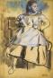 Impressionismus. Pastelle, Aquarelle, Zeichnungen. Bild 2