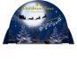 »It's Christmas Time«. Vintage-Plattenspieler mit 24 Weihnachtssongs. Bild 2