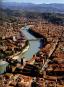 Italien - Monumente Städte Landschaften aus der Luft. Bild 2