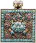 Jewellery of Tibet and The Himalayas. Bild 2