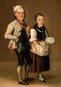 Josef Reinhard (1749-1824). Trachten, Porträts, Menschenbilder. Bild 2