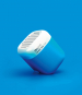KAKKOii Pantone Micro Speaker Blue Aster. Bild 2