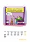 Kalender Schöne Scheiße 2016 Bild 2