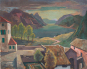 Karl Hofer. Werkverzeichnis der Gemälde. 3 Bände. Bild 2