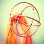 Wandhaken »Atom«, groß. Bild 2