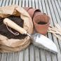 Kompost-Schaufel. Bild 2
