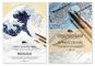 Künstler-Malbuch-Set »Japanisches Design« und »Hokusai«. Bild 2