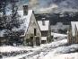 Lichtgestöber. Der Winter im Impressionismus. Bild 2