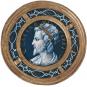 Maleremail aus Limoges im Grünen Gewölbe. Bild 2