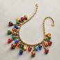 MET Halskette »Glitzerperlen«, bunt. Bild 2