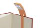 Moleskine-Leseleuchte Cadmium Orange. Bild 2