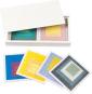 MoMA Josef Albers Holzpuzzle-Set. 6 Puzzle in einer Box. Bild 2