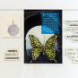 Mosaik-Magnet »Schmetterling«. Bild 2