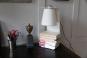 Nachttischlampe mit Buchablage »George Sand«. Bild 2