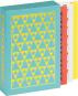 Notizbuch-Set. 3 Bände im Schuber. Blanko. Bild 2