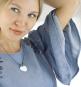 Herz-Anhänger »Operculum«. Bild 2