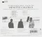 Ornette Coleman. At The Golden Circle Stockholm Vol. 2 (Rudy Van Gelder Remasters). CD. Bild 2