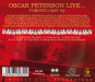 Oscar Peterson. Live. Toronto May 1993. CD. Bild 2