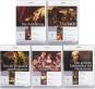 Palettes Set. Glanzzeit der europäischen Malerei. 16. - 19. Jahrhundert. 5 DVDs. Bild 2