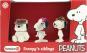 Peanuts Snoopys Geschwister Scenery Pack. 3 Figuren. Bild 2