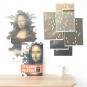 Pixel Art »Mona Lisa«. Bild 2
