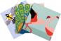 Pop-up-Grußkarten-Set »Die Vögel«. Bild 2
